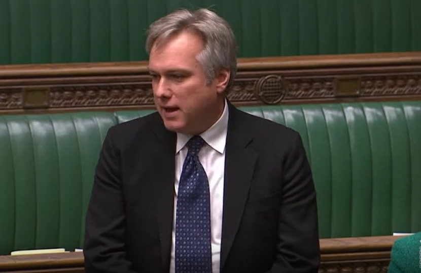 Crawley MP marks Britain's Role in Post-Brexit World