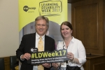Henry Smith MP joins MENCAP in celebrating Learning Disability Week