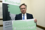 Crawley MP supports NCT's #HiddenHalf Campaign