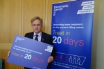Crawley MP backs Campaign for Faster Treatment for People with Pancreatic Canceratment for People with Pancreatic Cancer