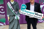 Henry Smith MP calls on Crawley to Get Involved with UK Parliament Week 2018