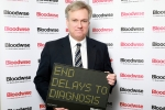 Henry Smith MP backs Campaign to Stop Delays to Blood Cancer Diagnosis