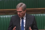 Henry Smith MP makes GP Support and Blood Cancer Call in Queen's Speech Debate